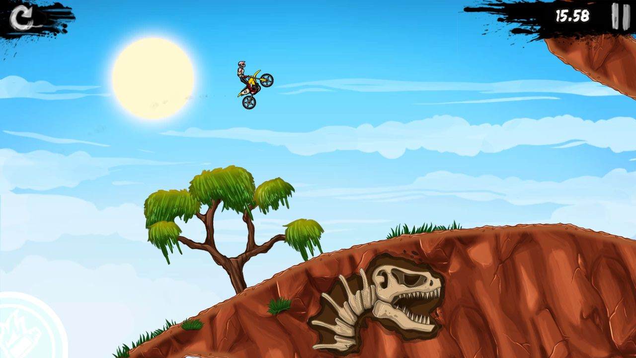Фото #1 из игры Bike Rivals
