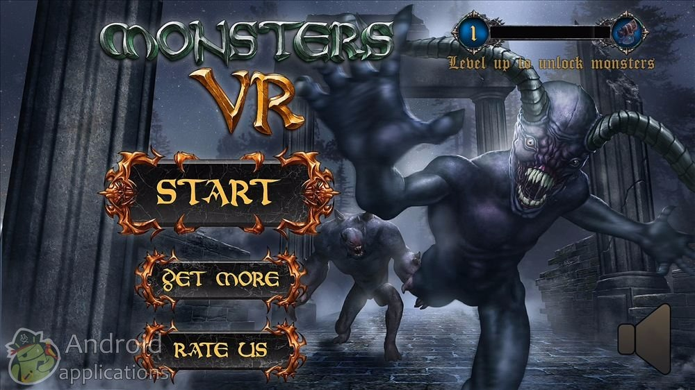Monsters VR - Survival Legends