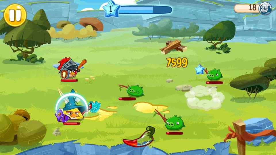 angry birds epic android
