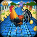 VR Subway Rooster Run: Endless Adventure Game